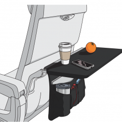 Washable Tray Table Cover